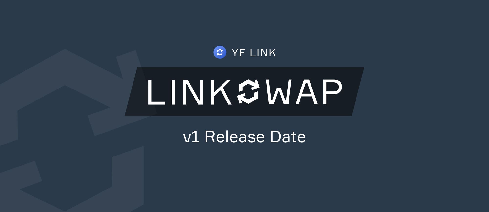 LINKSWAP Announcement & Official Release Date