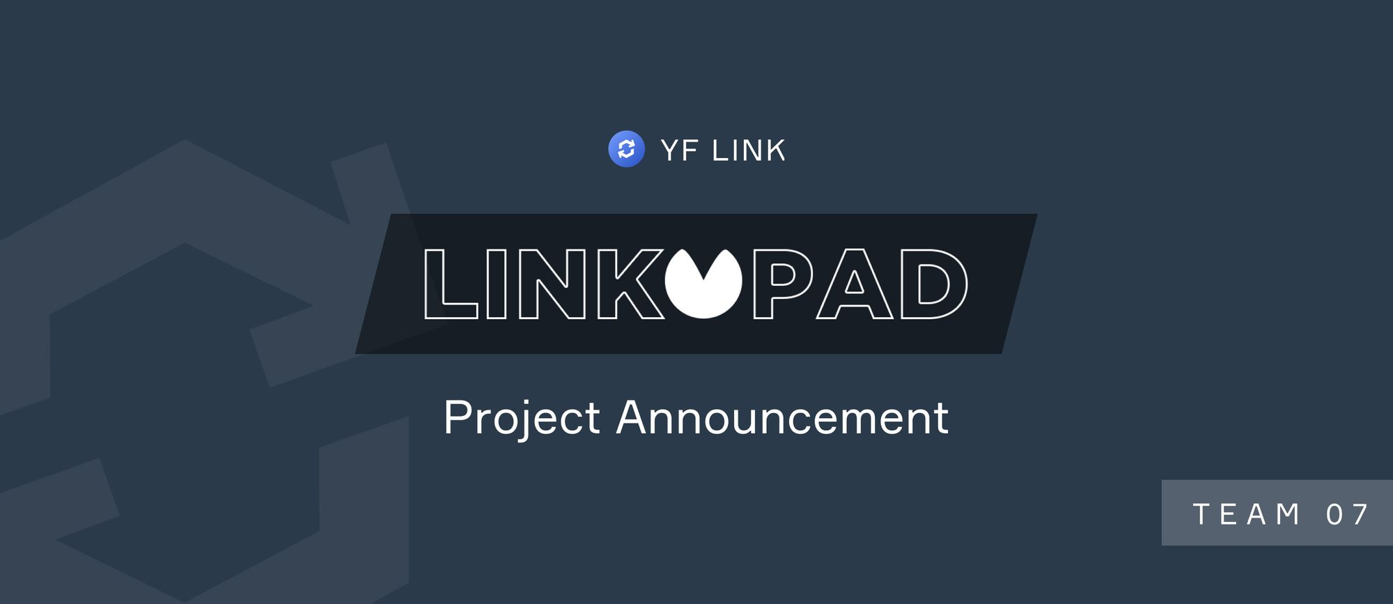 Project Announcement: LINKPAD