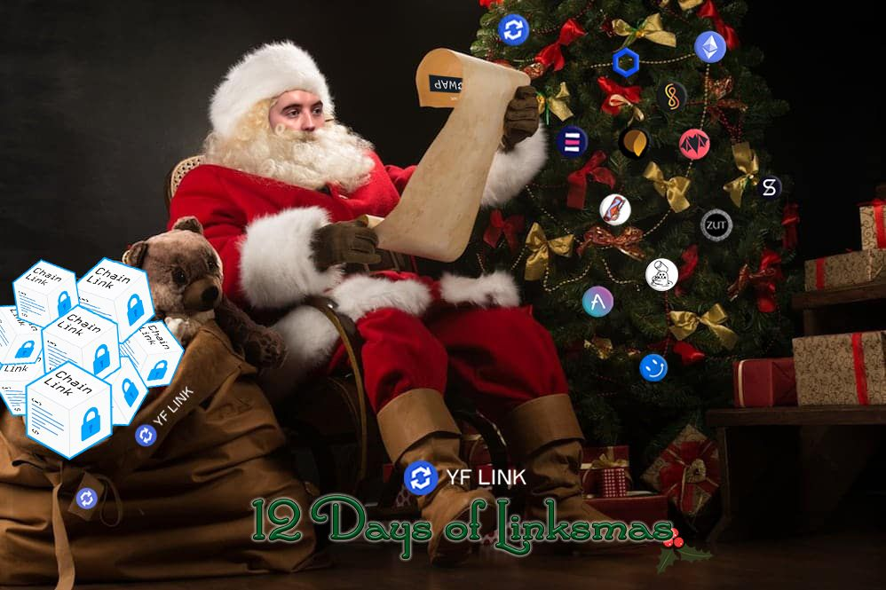 12 Days of LINKSMAS