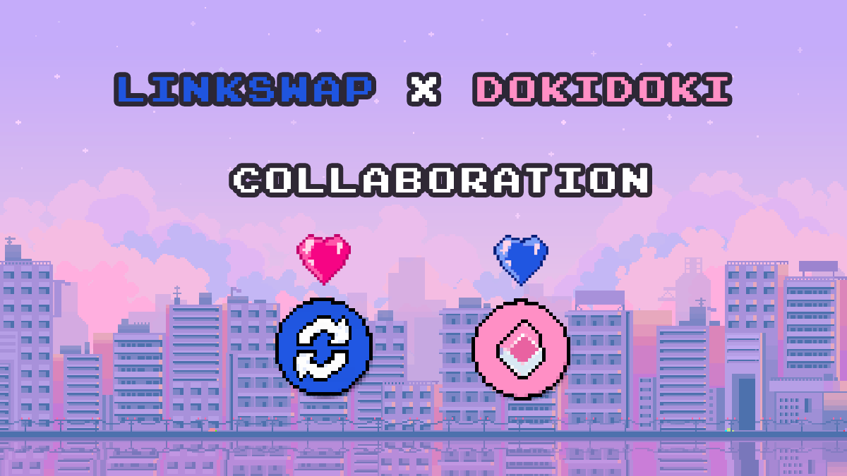 YF Link x DokiDoki Finance Collaboration