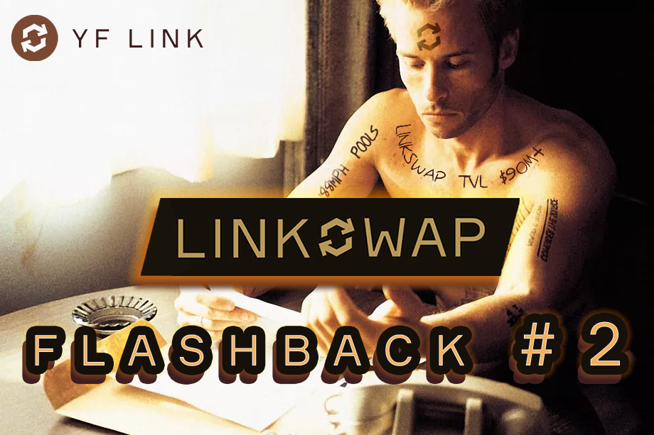 Linkswap Flashback #2: 88MPH, DeFiPulse, 0x_b1 NFTs, and more...