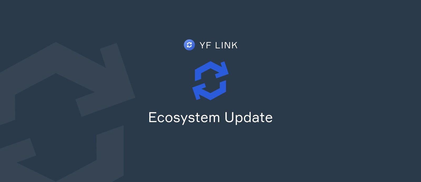 YF Link Roadmap: LINKSWAP Development, Chainlink Grant Application, and More