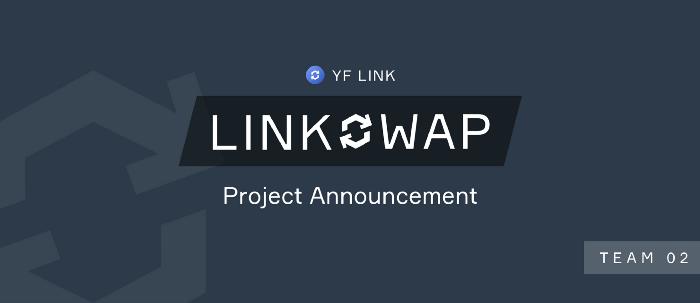 Project Announcement: LINKSWAP