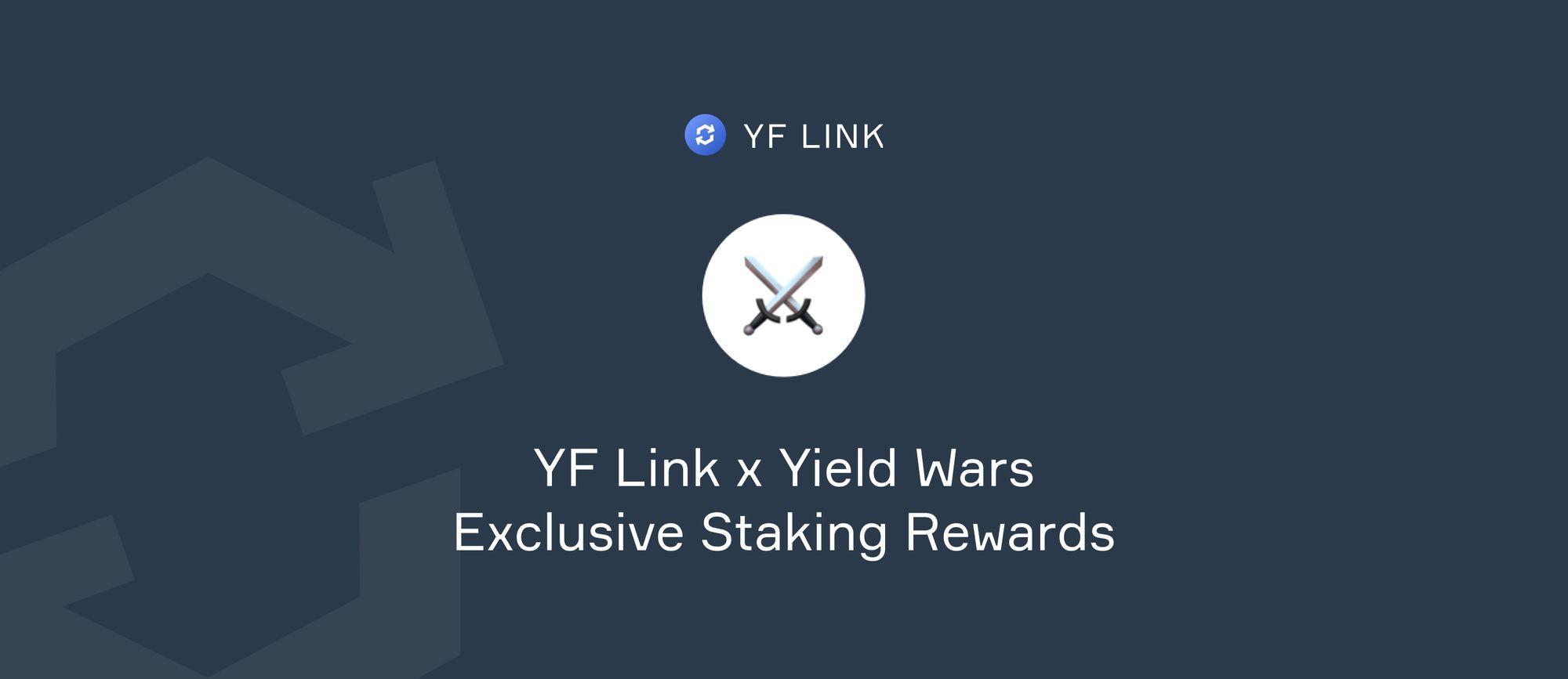 Stake YFL and earn WAR!