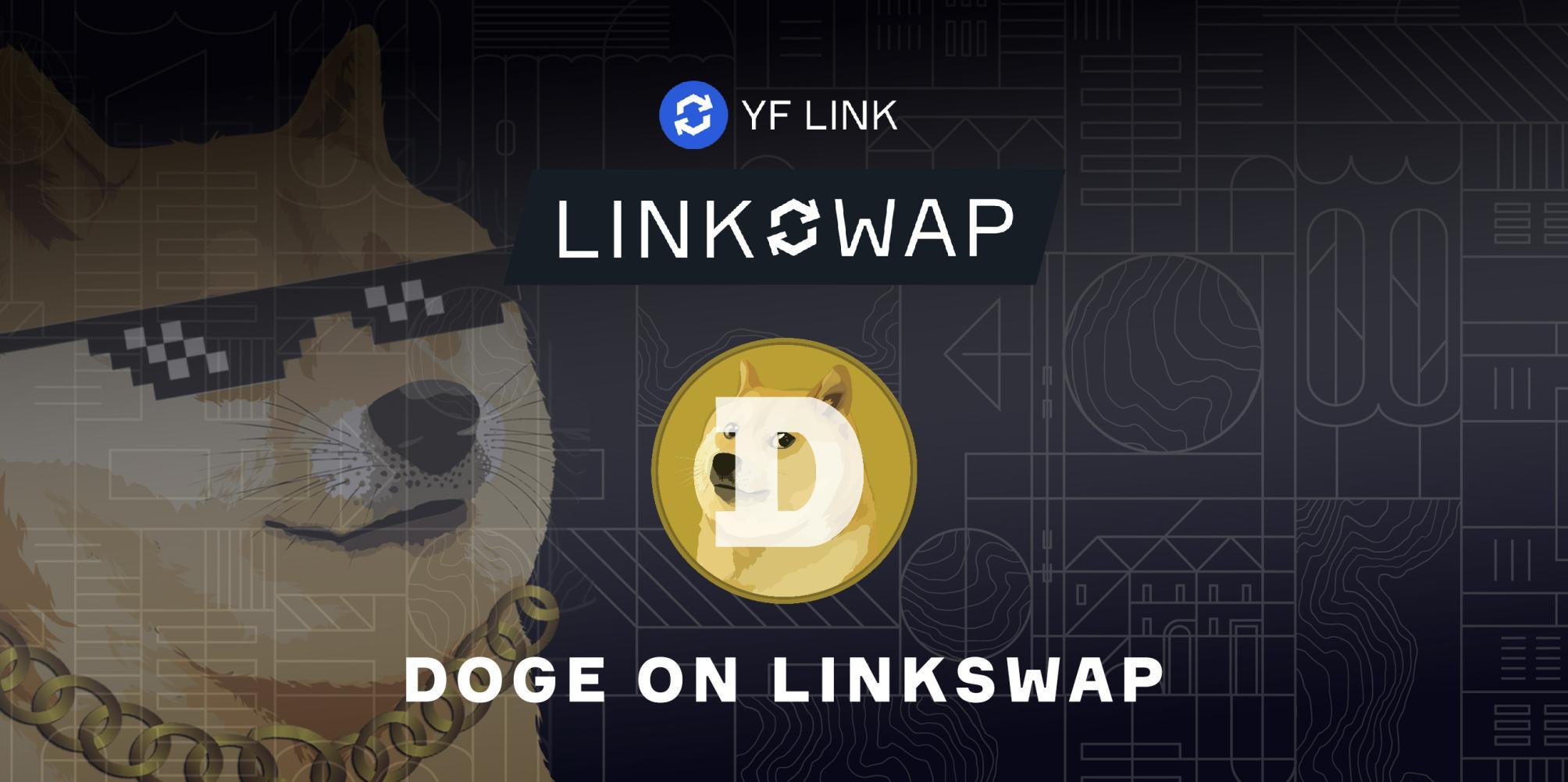 LINKSWAP integrates renDOGE