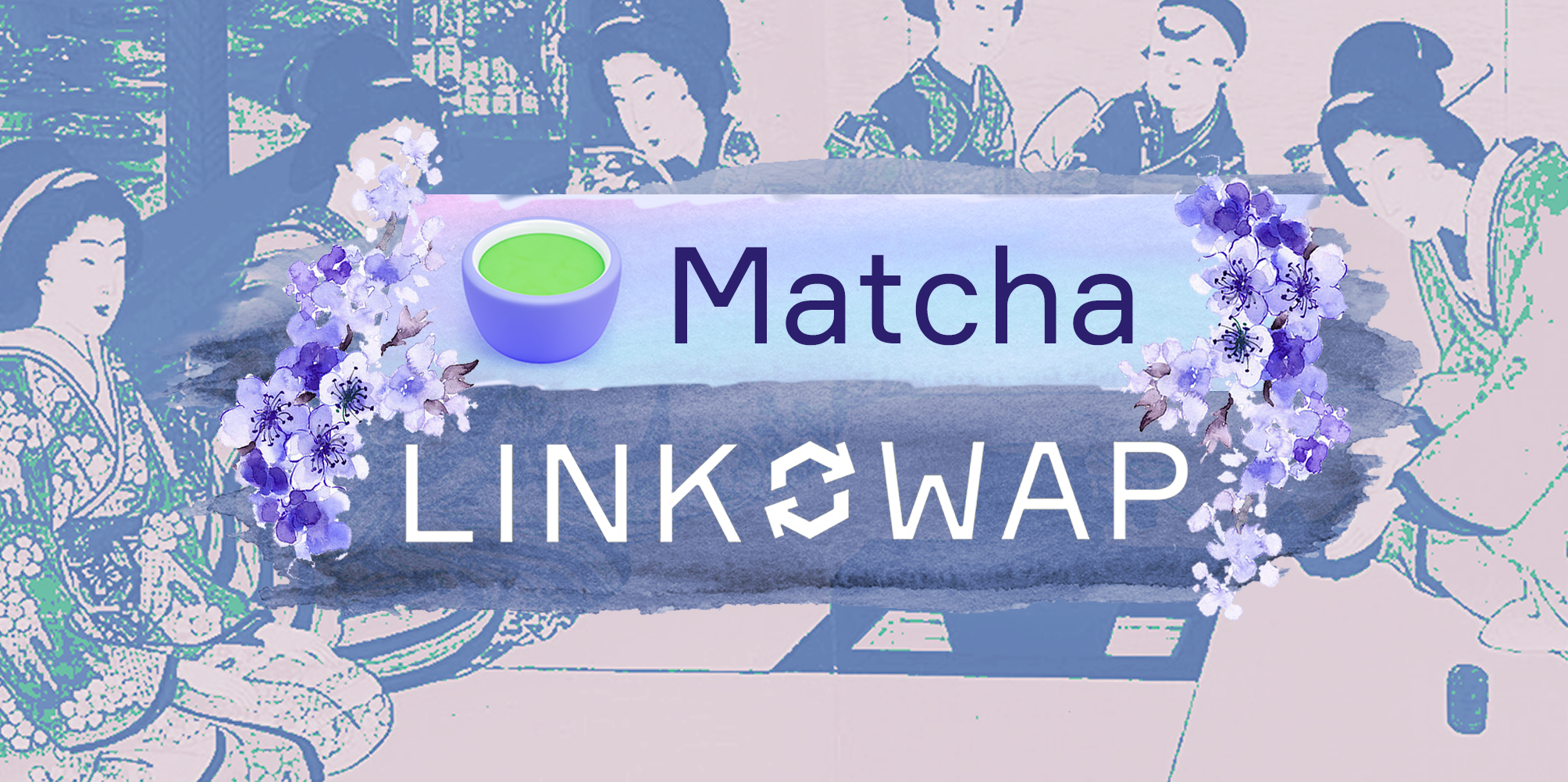 0x DEX aggregator Matcha integrates Linkswap!