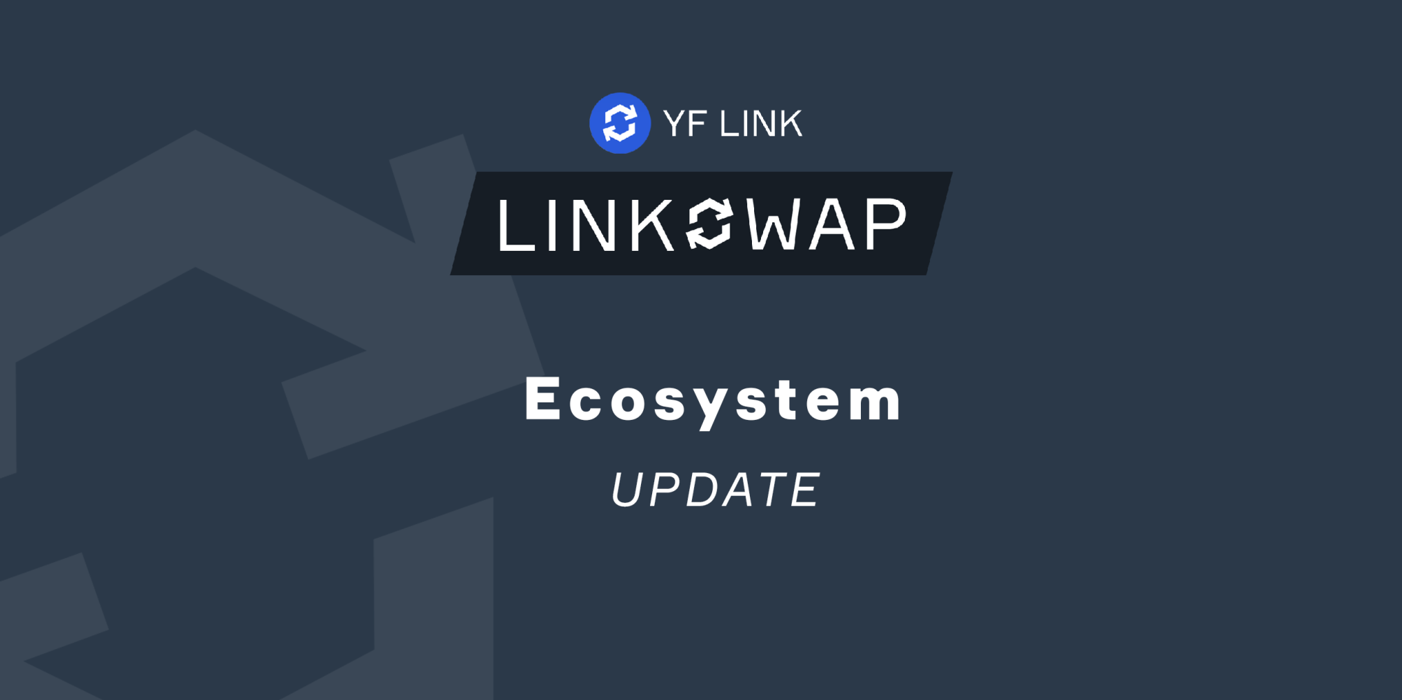 LINKSWAP update: Governance Staking Rewards and New Reward Pools