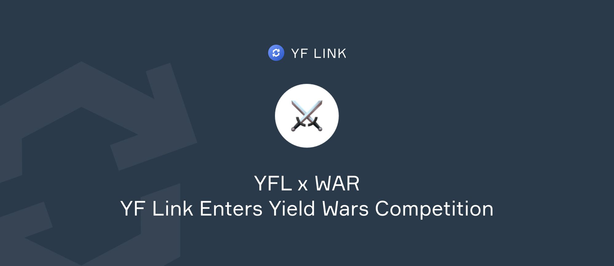 Vote for YF Link in Yield Wars Season 2 and earn WAR!