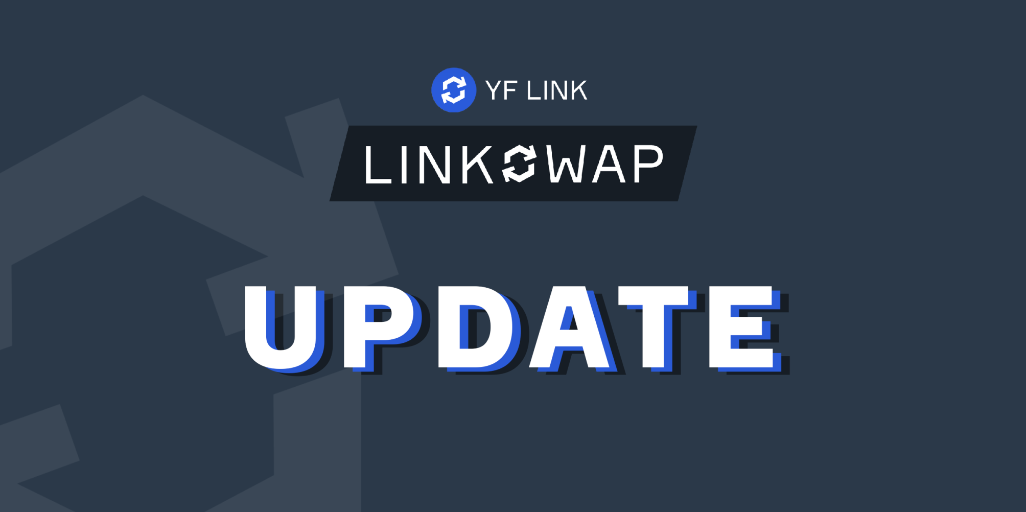 Linkswap update: Staking Rewards, Roadmap and New Core Team!