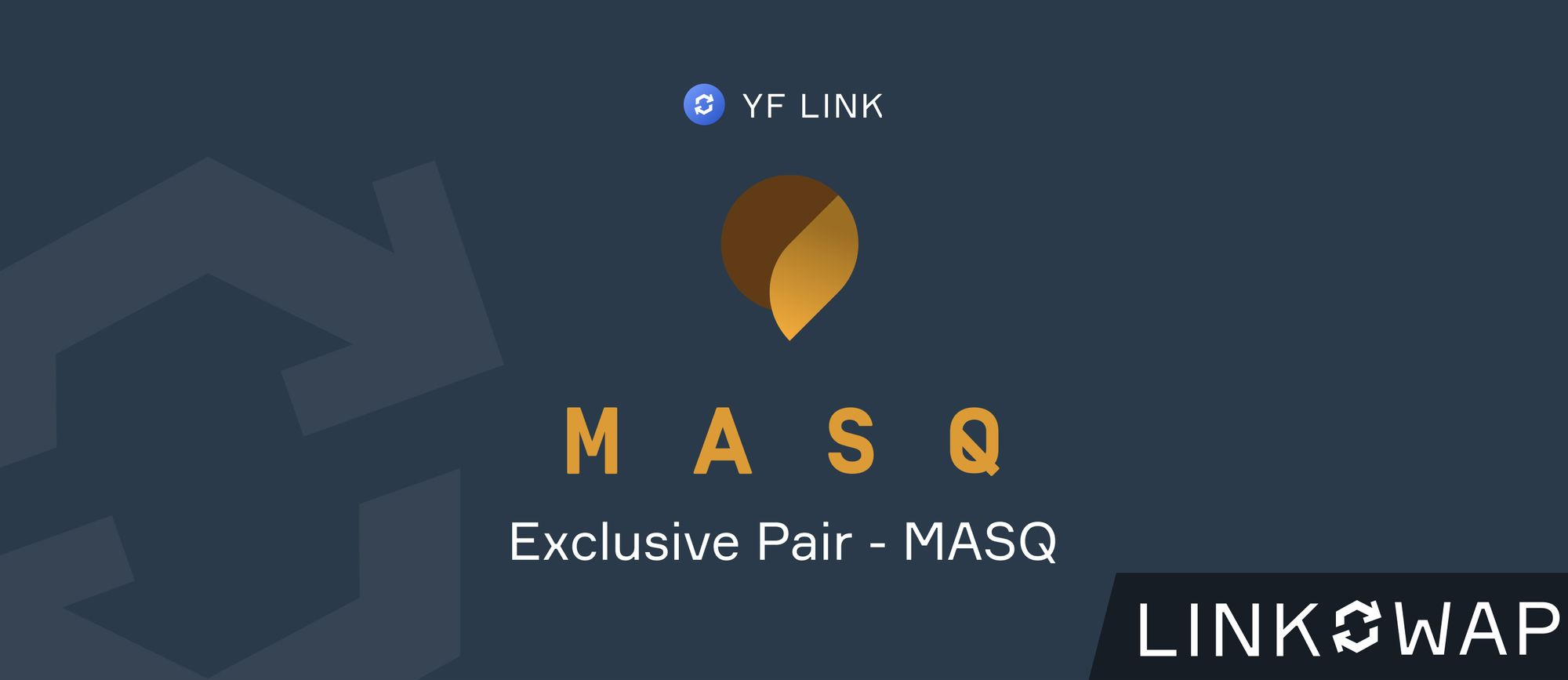 LINKSWAP Exclusive Pair - MASQ