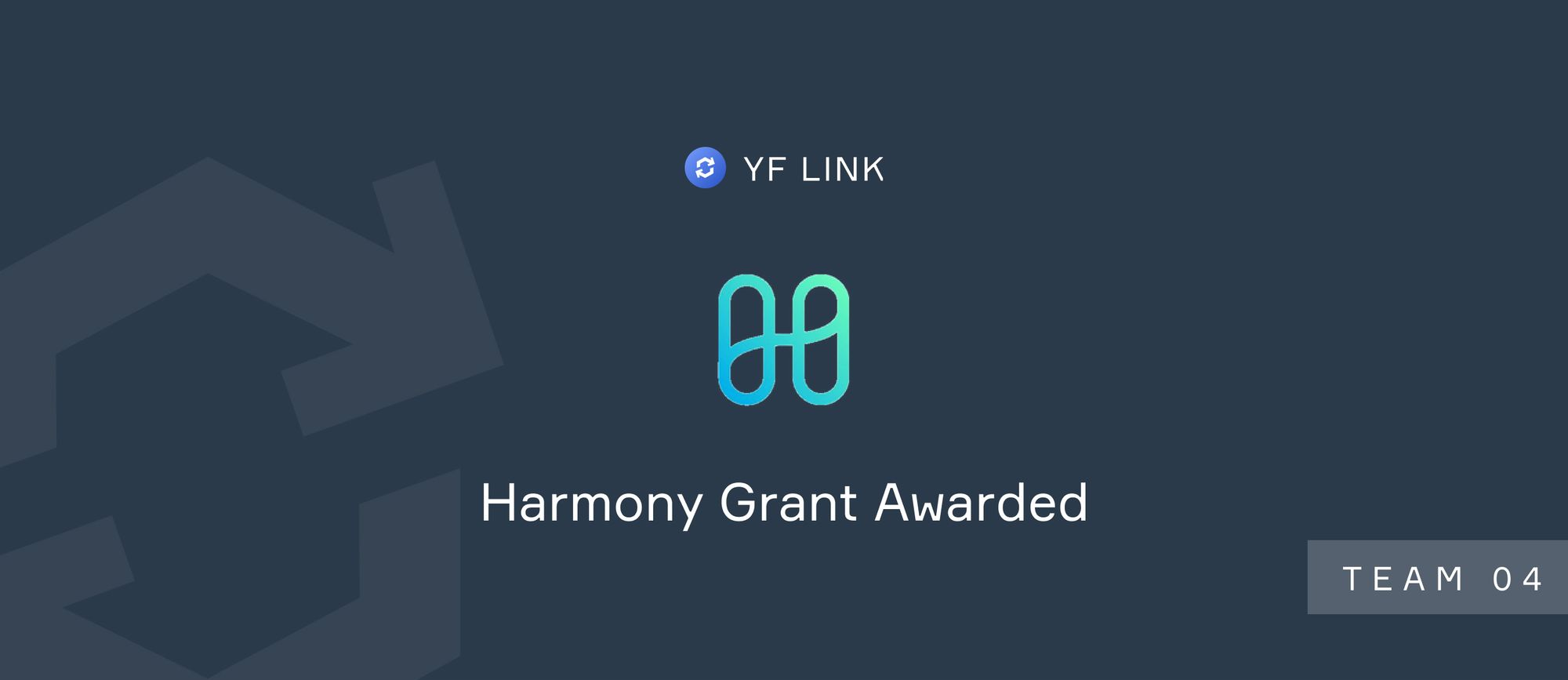 YF Link Awarded Harmony Grant For Dapp Scaling